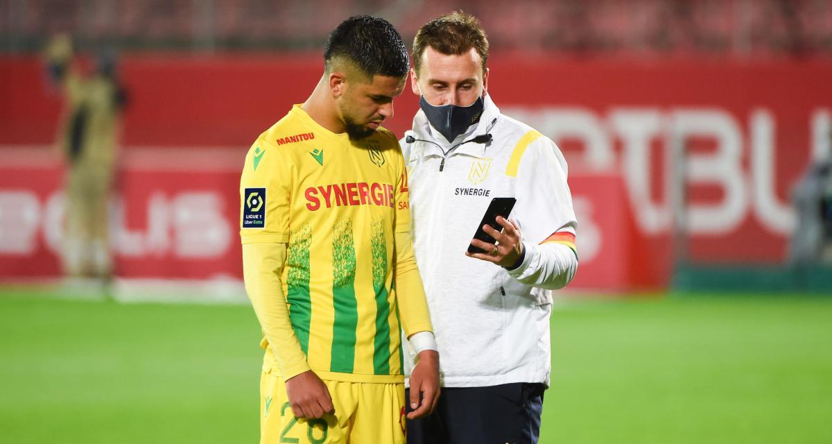 FC Nantes: Imran Louza aurait fait un premier choix fort pour son avenir