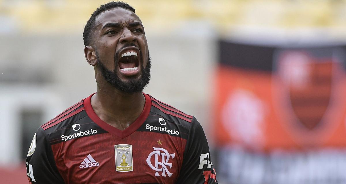OM – Mercato: le coach de Flamengo s'immisce dans le dossier Gerson!