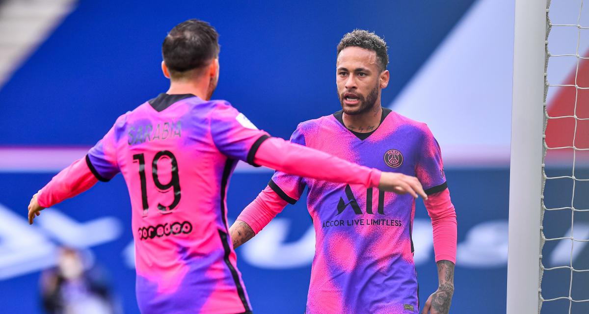 PSG – Mercato: la doublure de Neymar pourrait plier bagage!