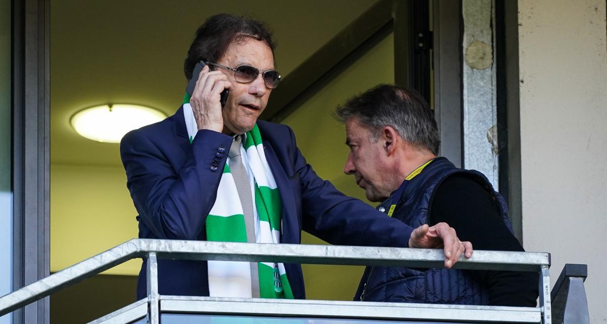ASSE: Romeyer annonce du neuf dans le dossier de vente du club!