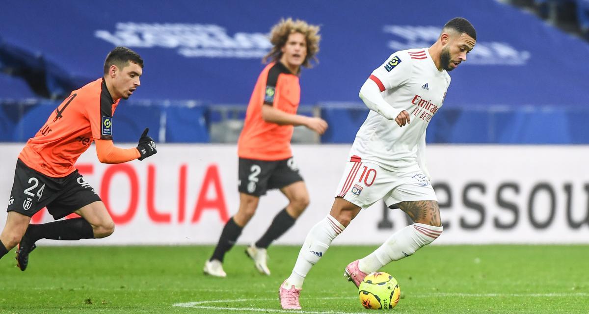 OL - Mercato : Depay dit adieu à Aulas et met le doute au FC Barcelone