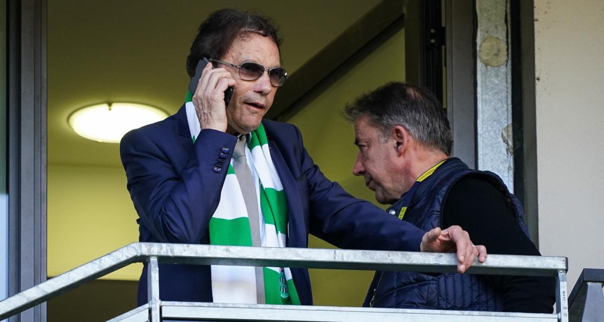 ASSE, Girondins - Mercato : Romeyer vide son sac sur Gasset