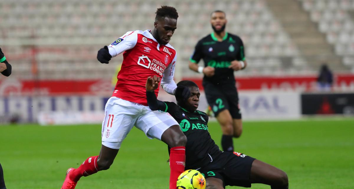 Stade de Reims - Mercato : départ annoncé pour Dia, incidence pour Kolo Muani (FC Nantes) ?