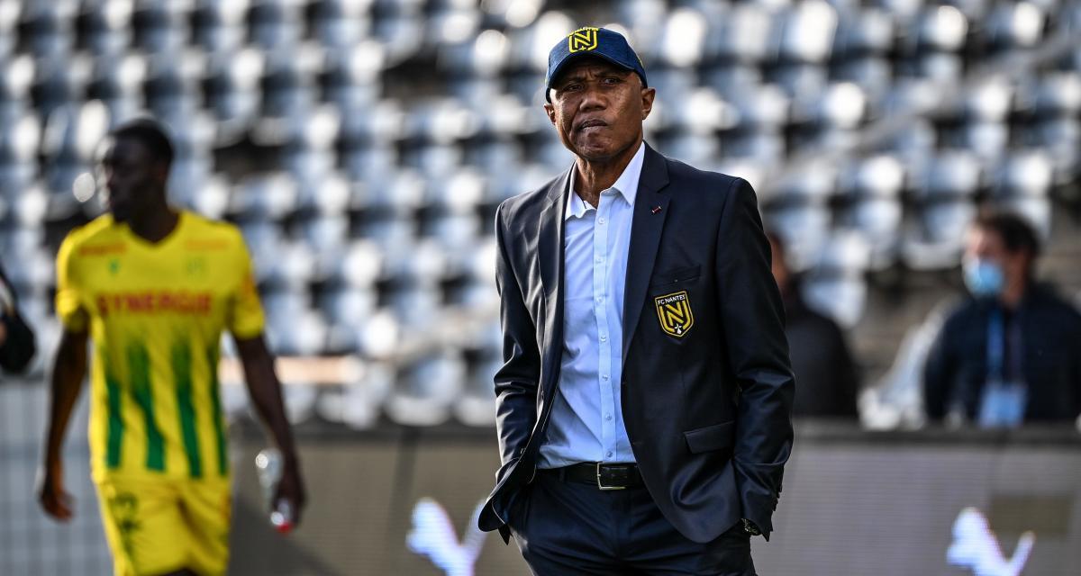 FC Nantes : Kombouaré annonce une alerte et met la pression avant Montpellier