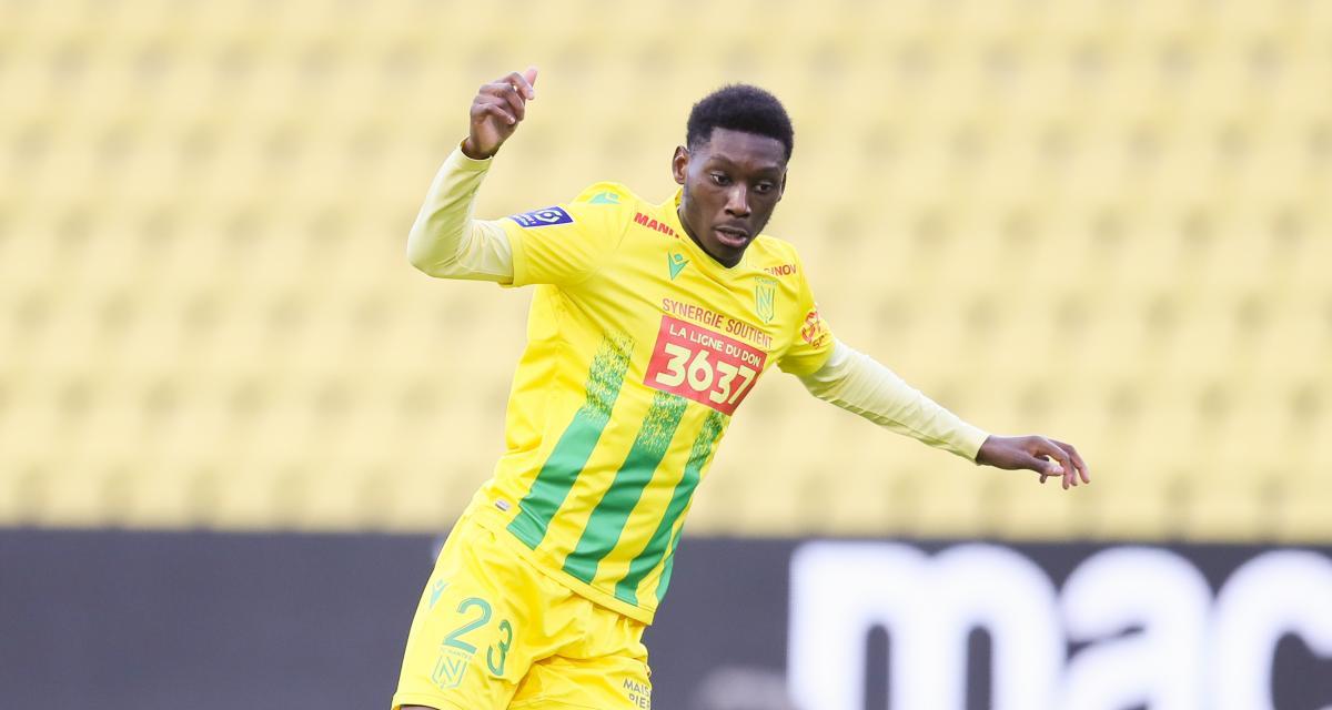FC Nantes, LOSC, OM, OL - Mercato : Kolo Muani sur les tablettes d'un cador de Ligue 1