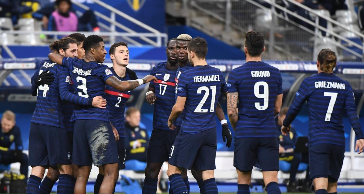 Equipe de France : les numéros de maillots des Bleus pour l'Euro dévoilés !
