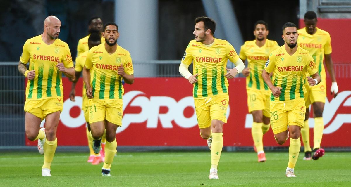 FC Nantes : les Canaris connaissent leur adversaire en cas de barrages