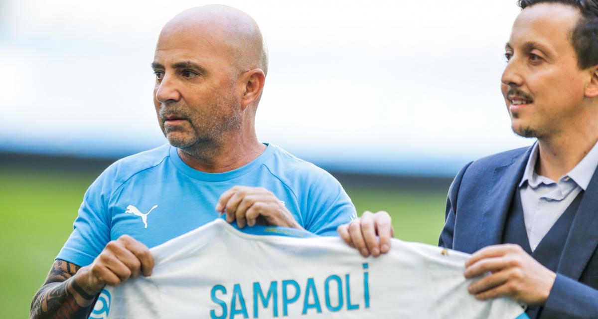 OM- Mercato: le duo Sampaoli - Longoria reçoit un coup de pouce inespéré pour une priorité estivale!