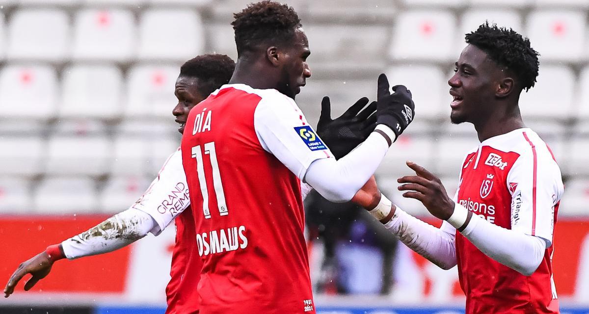 Stade de Reims – Mercato: Dia - Mbuku, deux ventes nécessaires pour la pérénité du club?