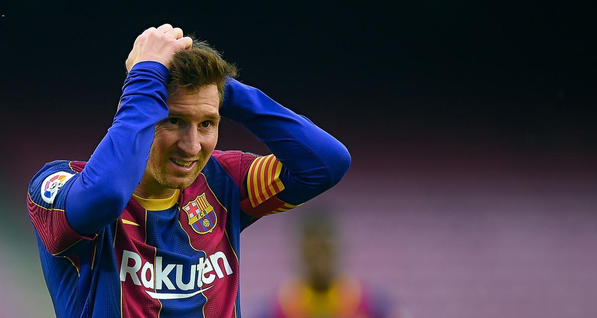 FC Barcelone – Mercato: la grande annonce de Messi prévue le week-end prochain?