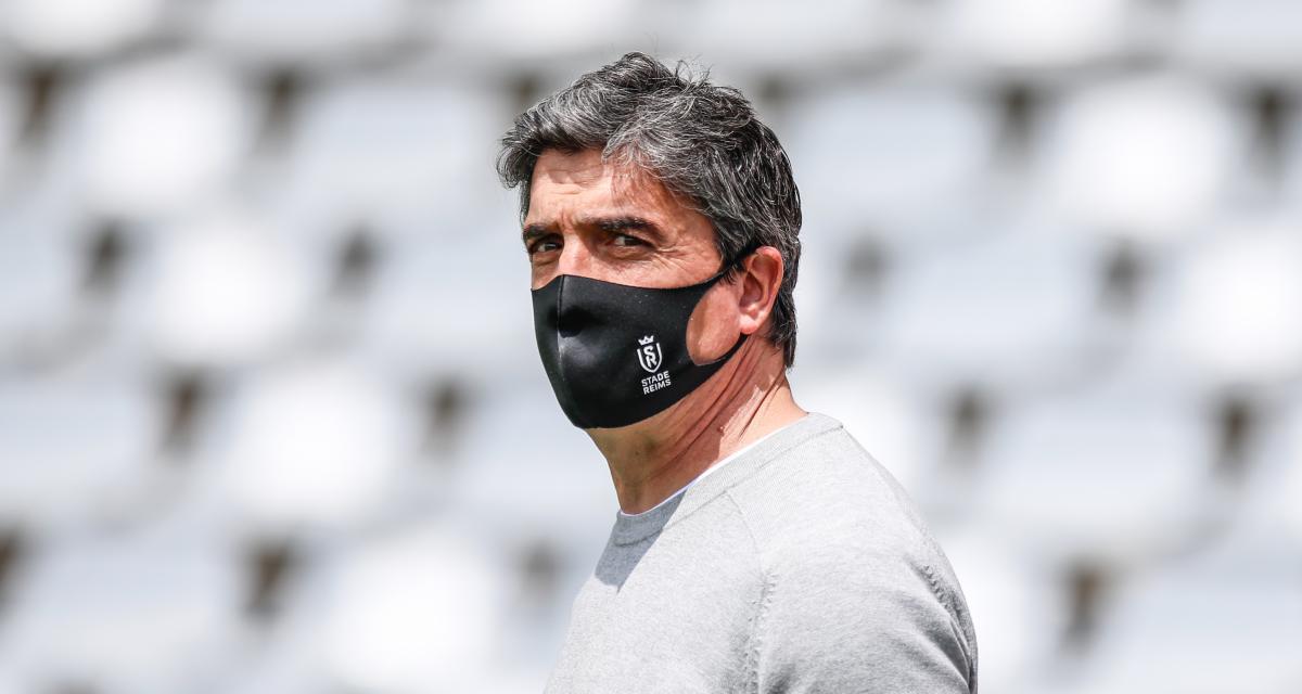 Stade de Reims - Girondins : une surprise pour la der de David Guion