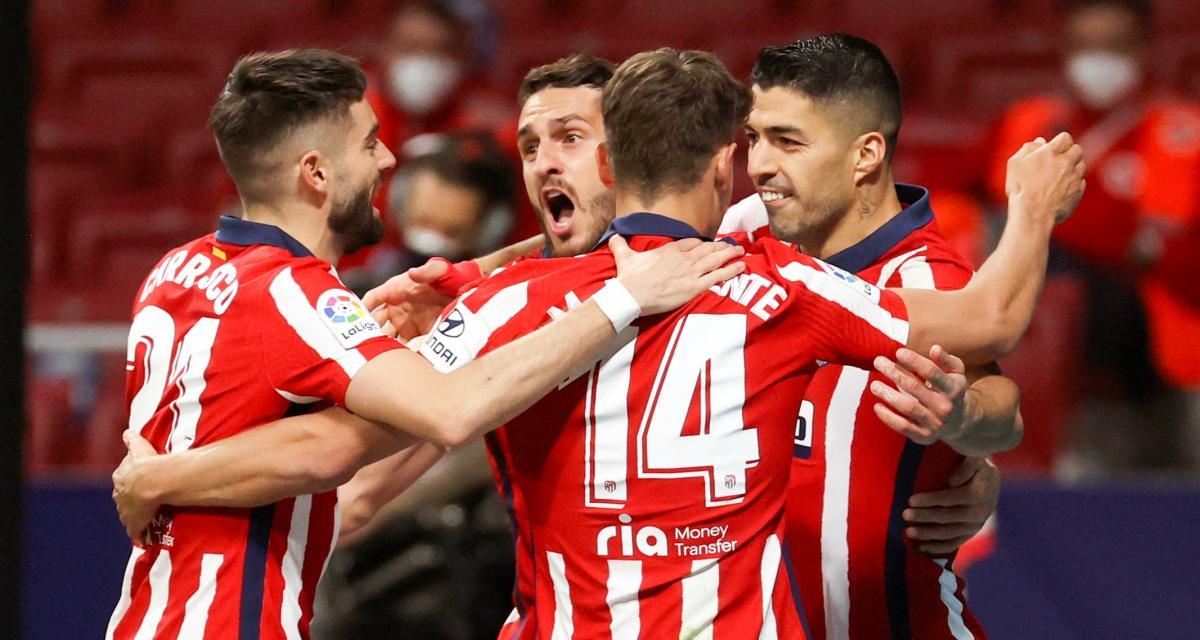 Liga : l'Atlético sacré sur le fil malgré un ancien du Real Madrid !