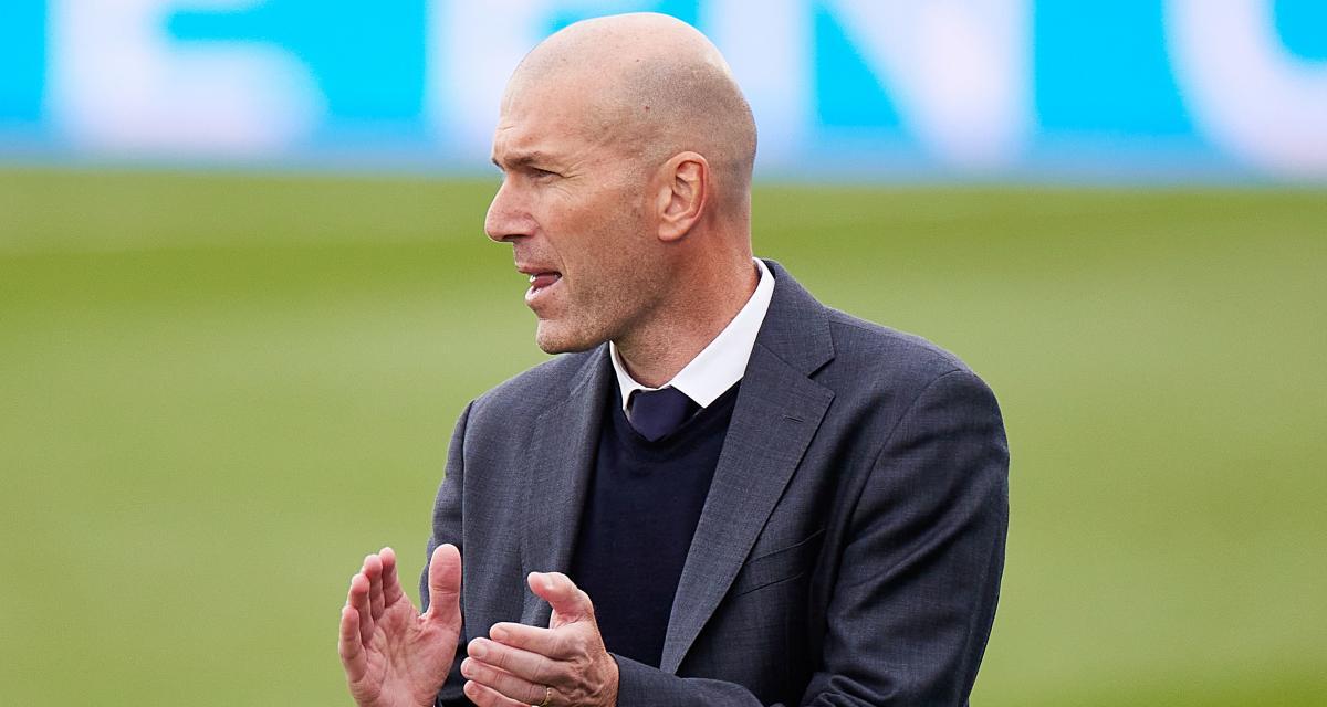 Real Madrid – Mercato : Zidane reste flou sur son avenir