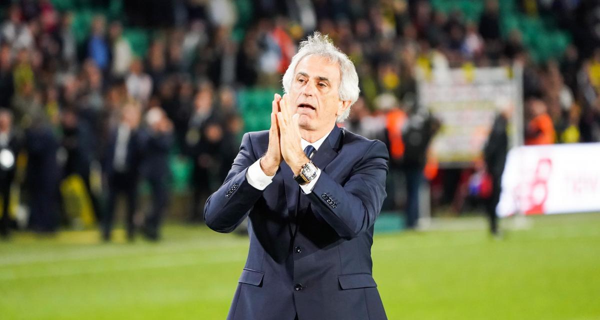 PSG, LOSC: Vahid Halilhodzic se mouille pour le futur champion