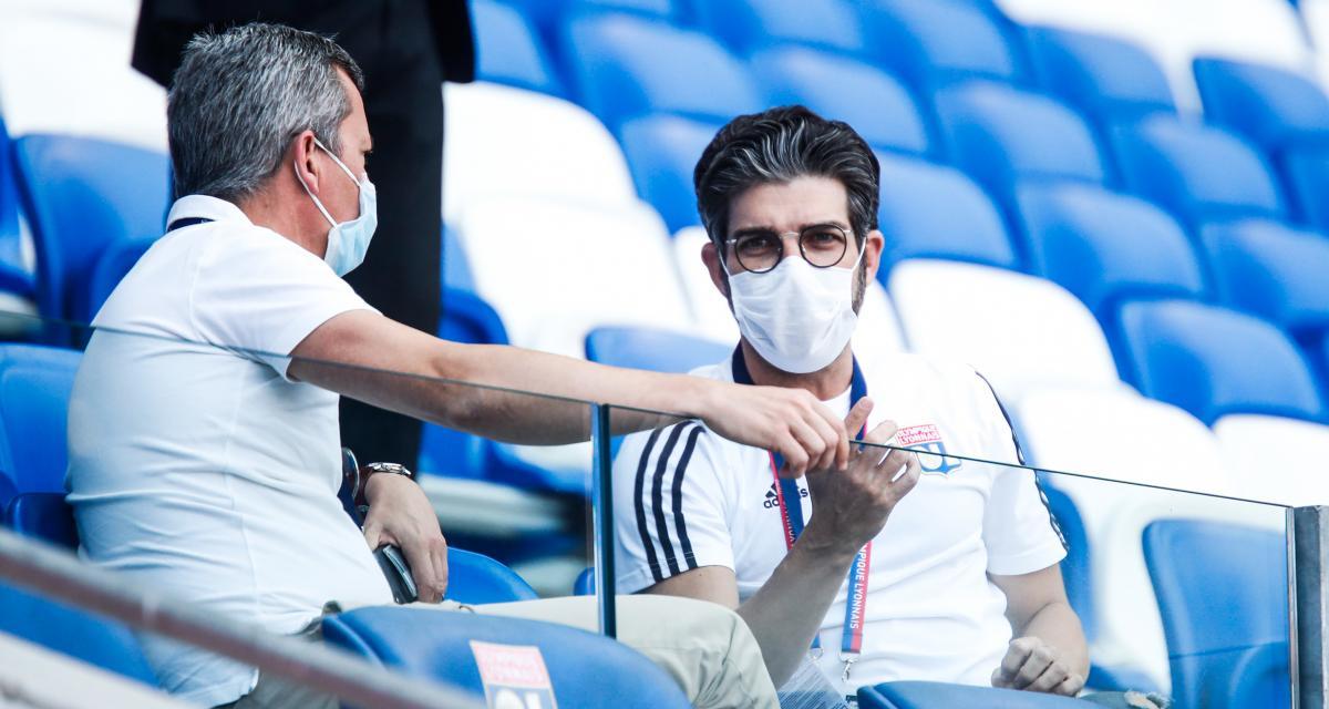 OL: la piste Juninho entraîneur prend corps, le premier membre de son staff en approche