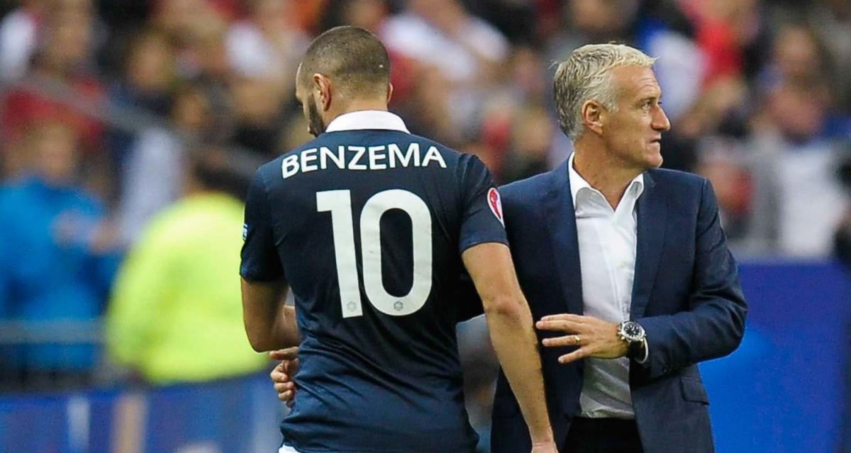 Equipe de France: Deschamps garde une cicatrice ouverte à cause de Benzema