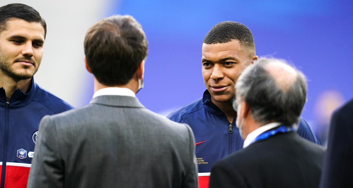 PSG- Mercato: Emmanuel Macron l'annonce à l'OM, Mbappé casse le délire