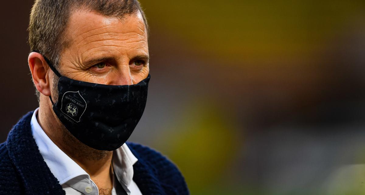 Stade Rennais – Mercato: Florian Maurice a un nouveau cas Rutter à régler