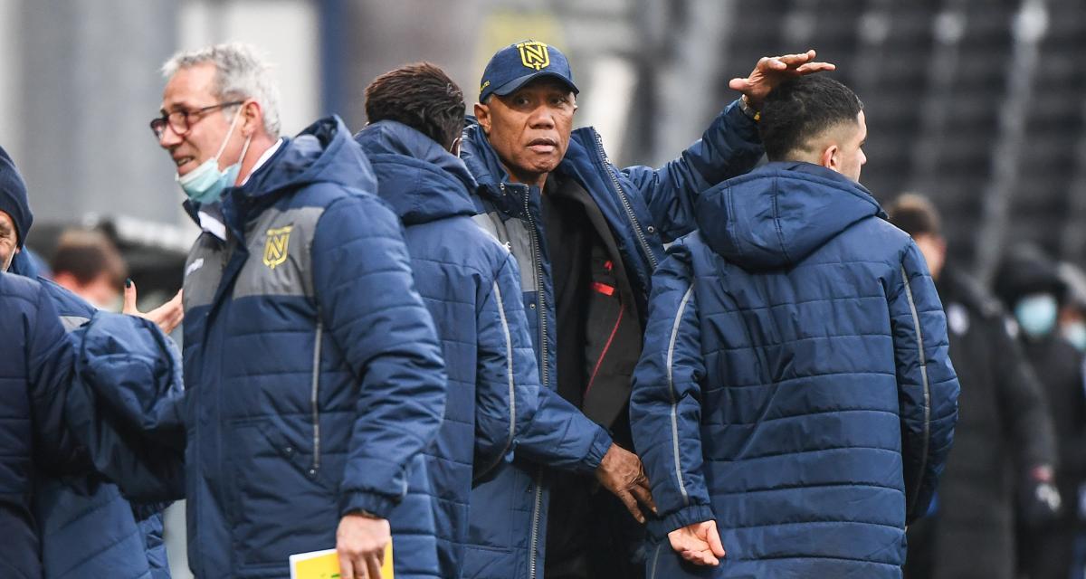 FC Nantes: Antoine Kombouaré sur le départ après avoir sauvé les Canaris?