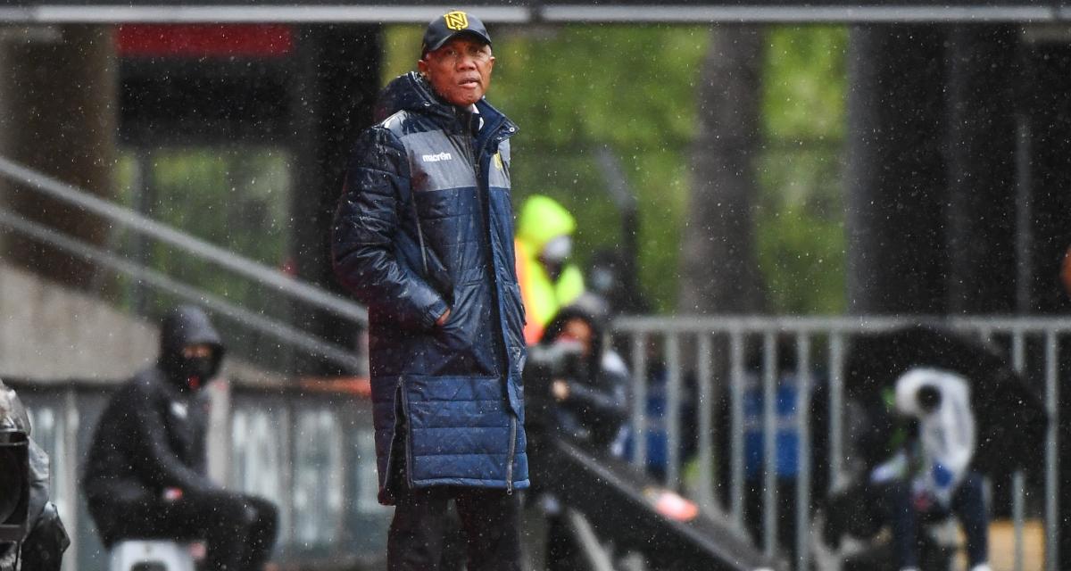 FC Nantes : le onze de départ de Kombouaré face à Montpellier