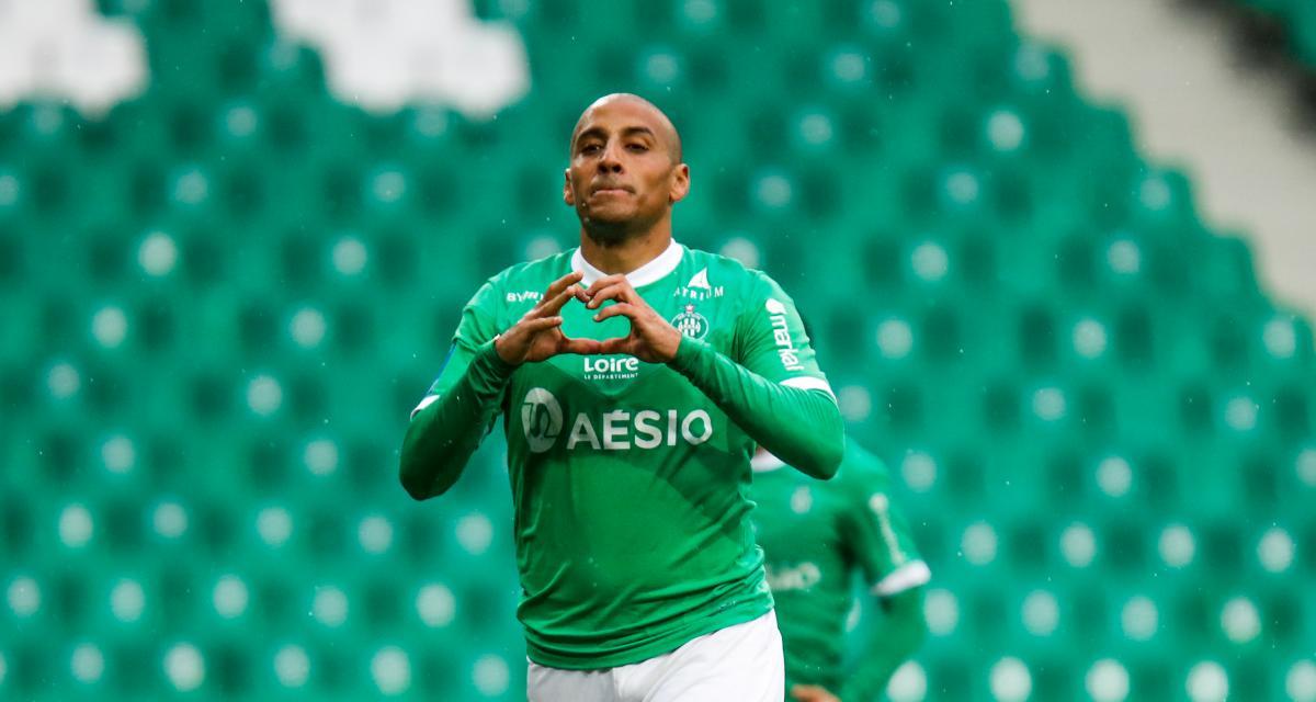 ASSE : de tristes Verts menés à la pause par Dijon (0-1)