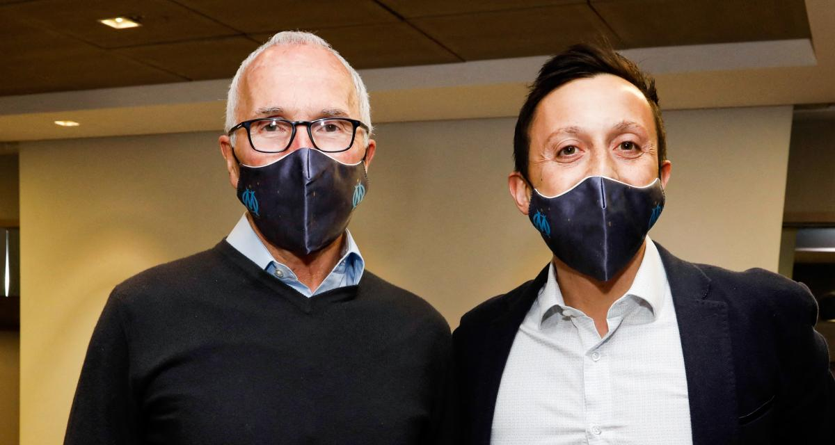 OM : le geste fort de Franck McCourt avant Metz