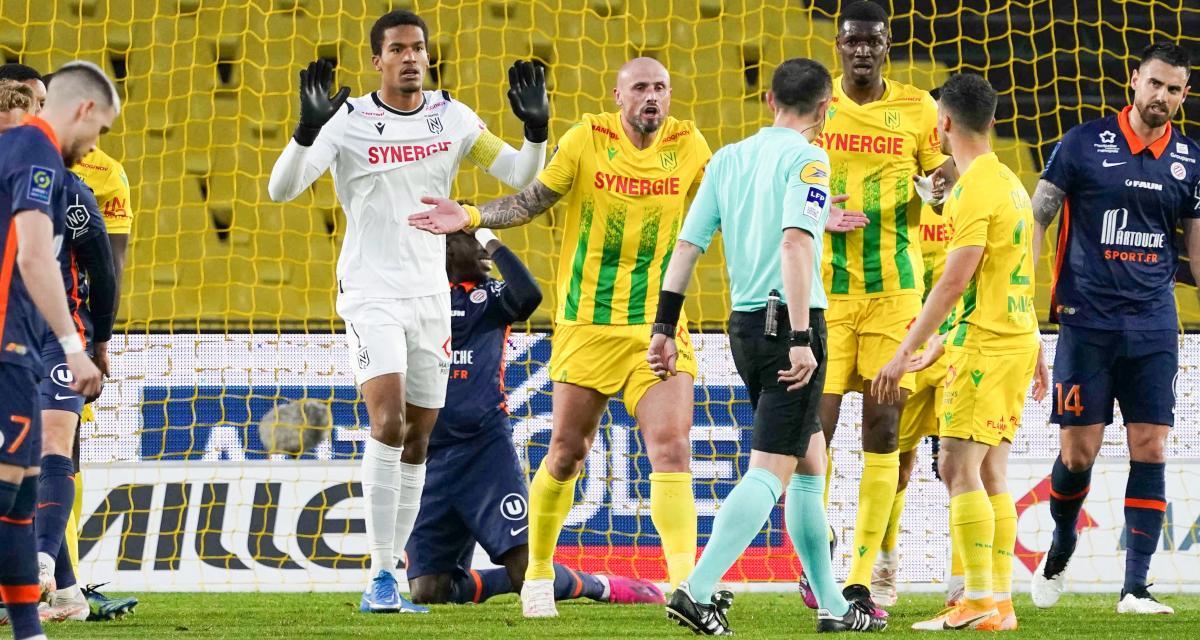 FC Nantes - Montpellier (1-2) : les 3 regrets de la défaite des Canaris, qui finissent barragistes