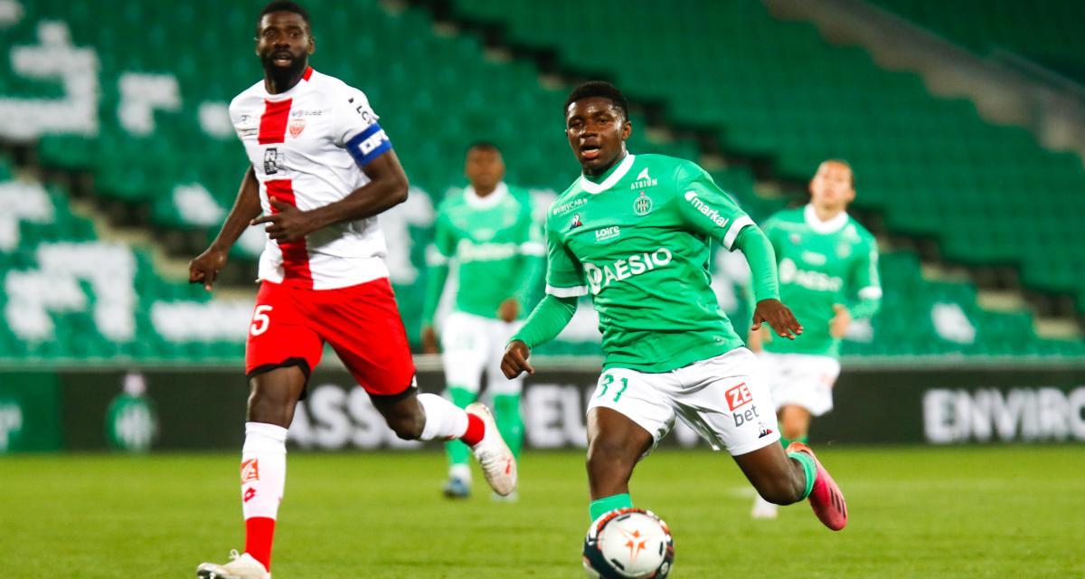 ASSE – Dijon (0-1) : Puel en dit plus sur l'avenir de ses deux derniers invités surprise