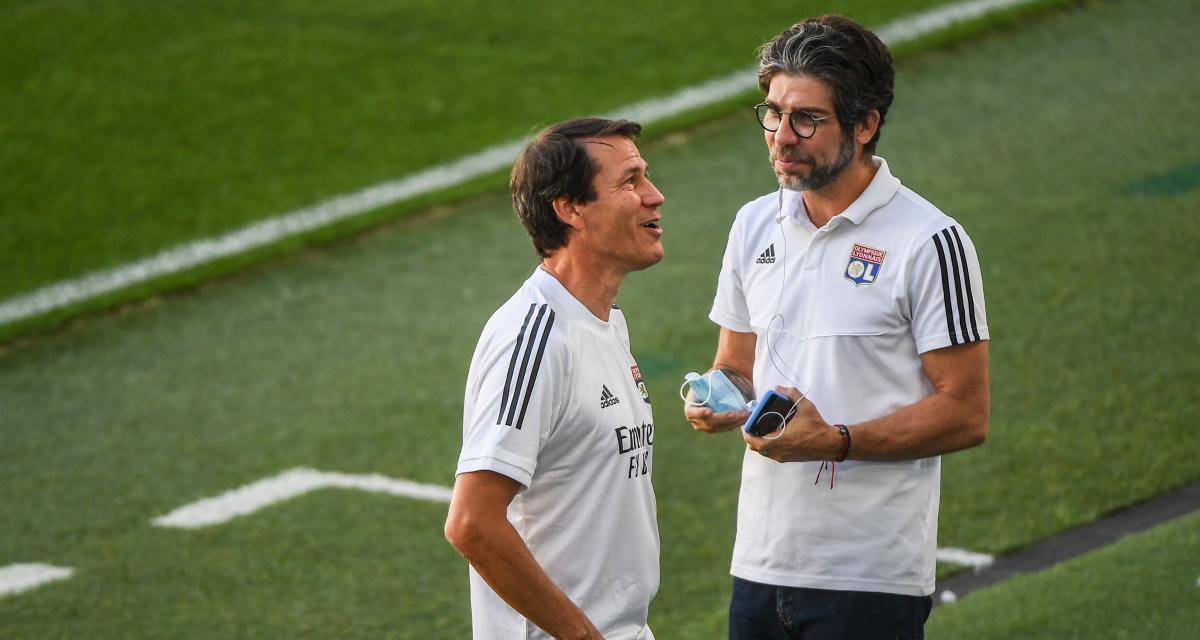 OL - Mercato : Lopes attire un renfort, un rêve d'Aulas prend fin pour l'après Garcia