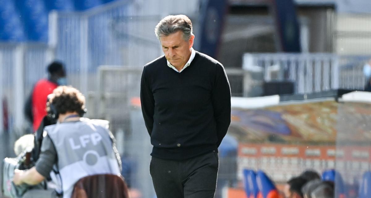 ASSE - Dijon FCO (0-1) : Puel n'a pas retenu une leçon récente venue du LOSC