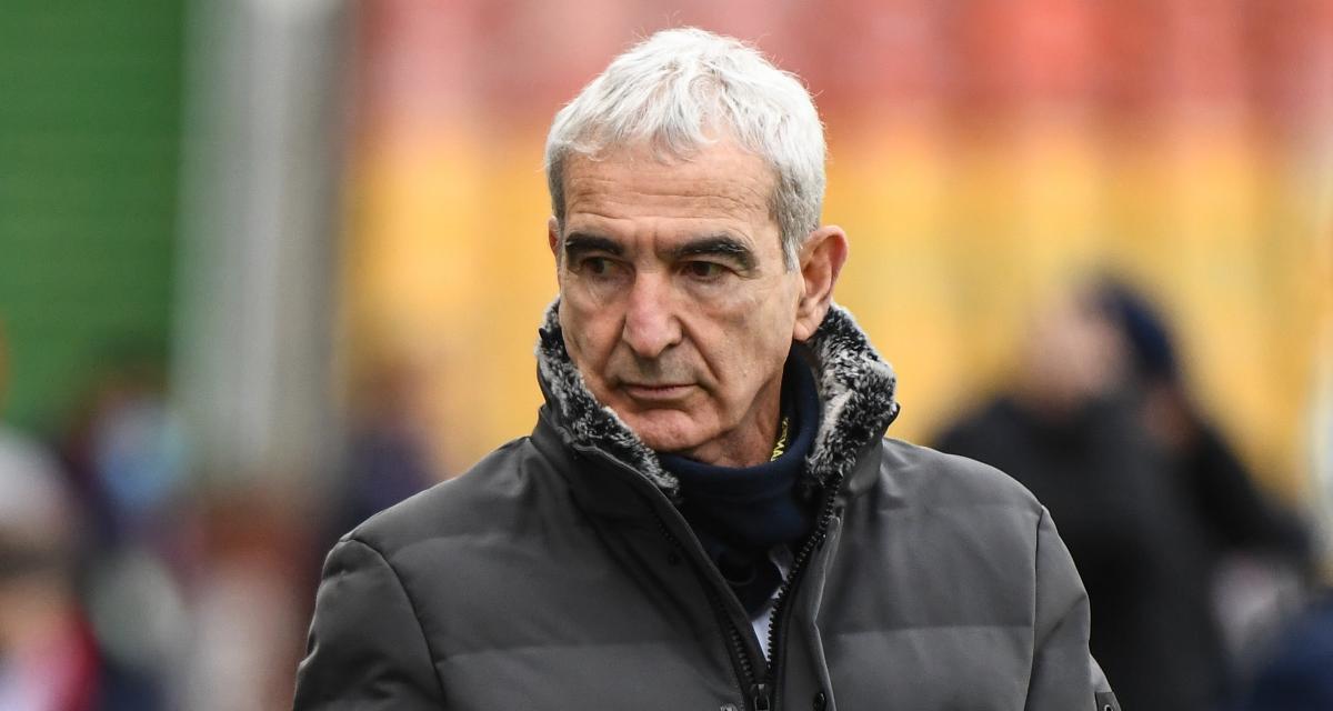 LOSC : Domenech se sert de Galtier et de l'ASSE pour envoyer un message codé au FC Nantes