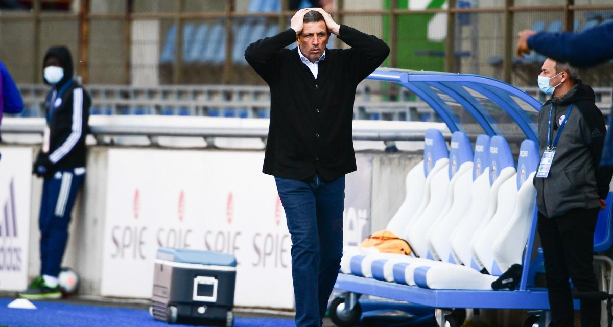 RC Strasbourg, Girondins : Laurey quitte le Racing (officiel)