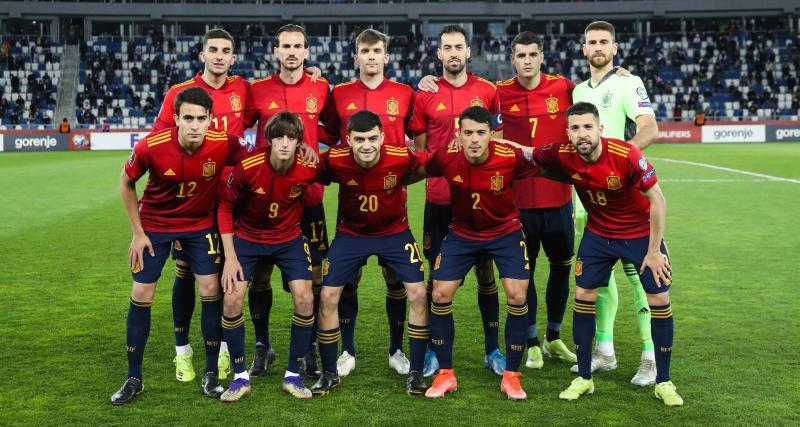 La liste de l'Espagne pour l'Euro 2021