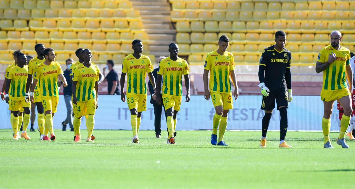 FC Nantes : une grosse menace se profile pour les Canaris lors des barrages