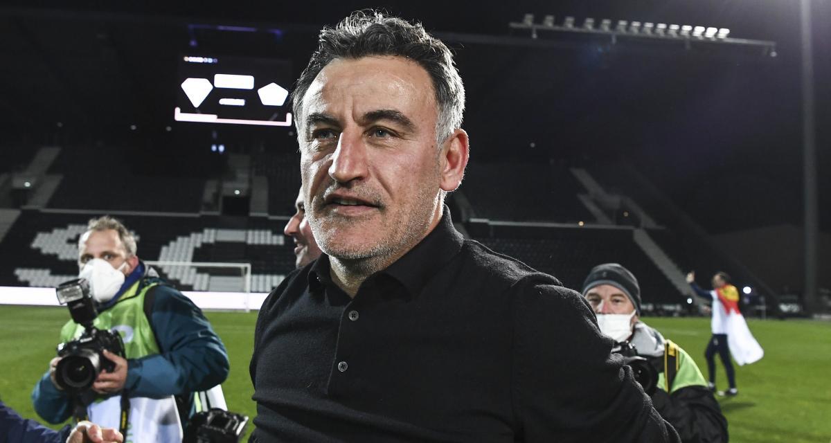 LOSC – Mercato : l'OL, Nice, Naples... Galtier joue franc jeu sur ses contacts !
