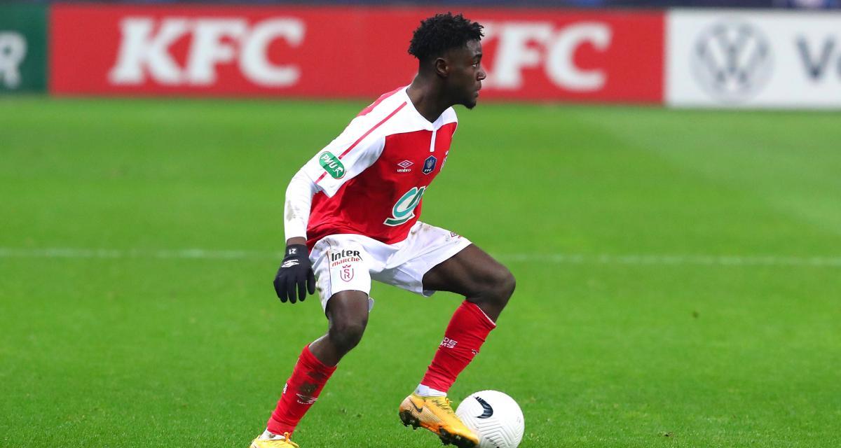 OM - Mercato : après Dia et Touré, Longoria craque sur un autre attaquant du Stade de Reims