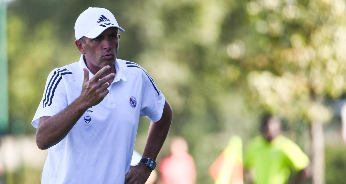 RC Strasbourg - Mercato : Laurey part sans regret, deux départs déjà actés