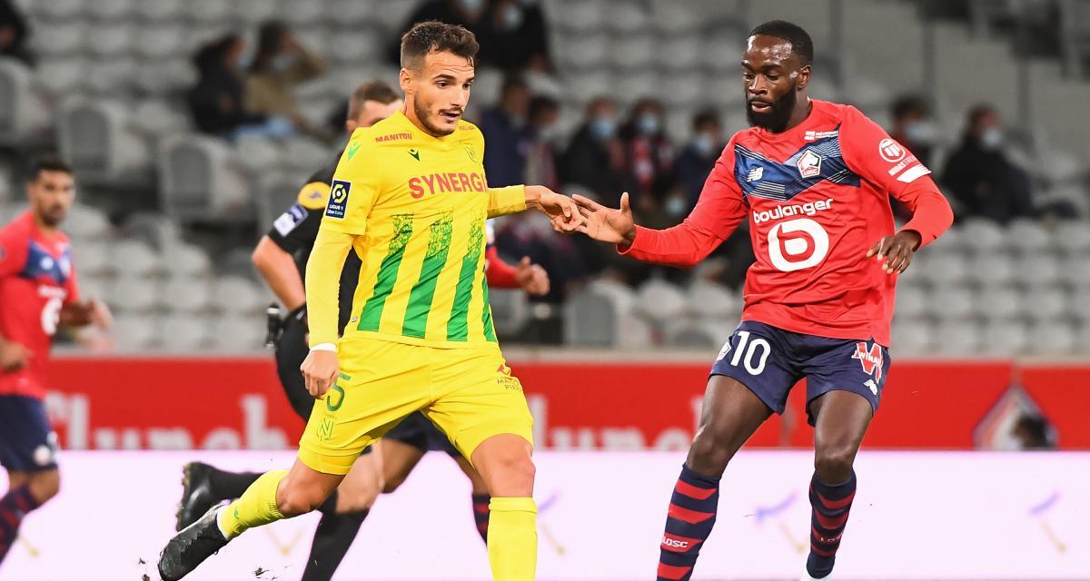 FC Nantes : un terrible coup dur pour Kombouaré en vue des barrages ?