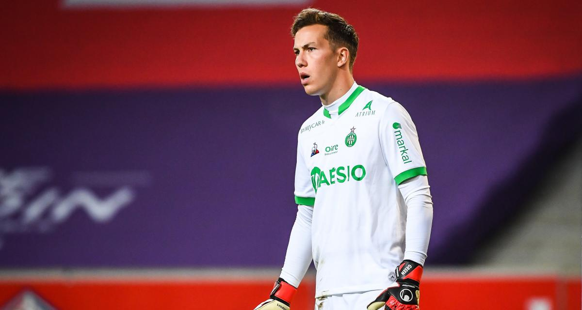 ASSE - Mercato : Etienne Green prolonge chez les Verts (Officiel)