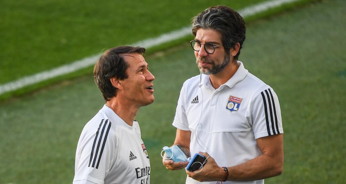 OL : Garcia désigne le grand responsable de son départ