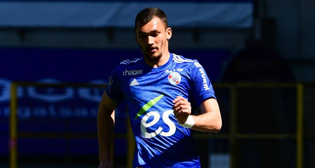 RC Strasbourg - Mercato : un 2e club turc cible Ludovic Ajorque