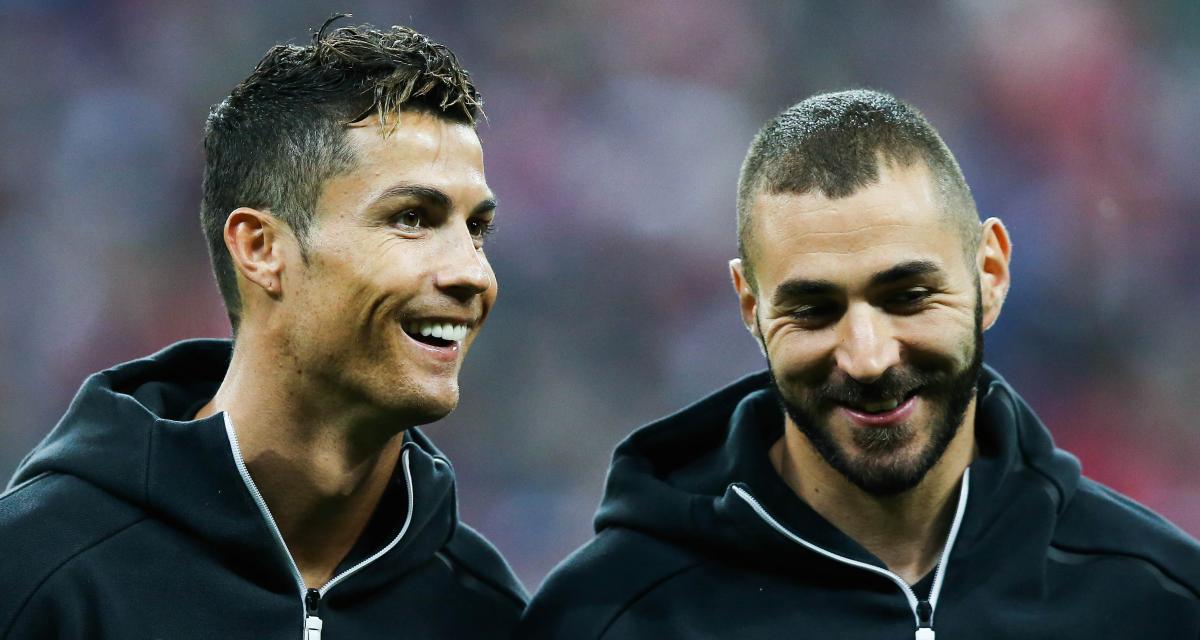 Real Madrid : Benzema met une claque à Cristiano Ronaldo
