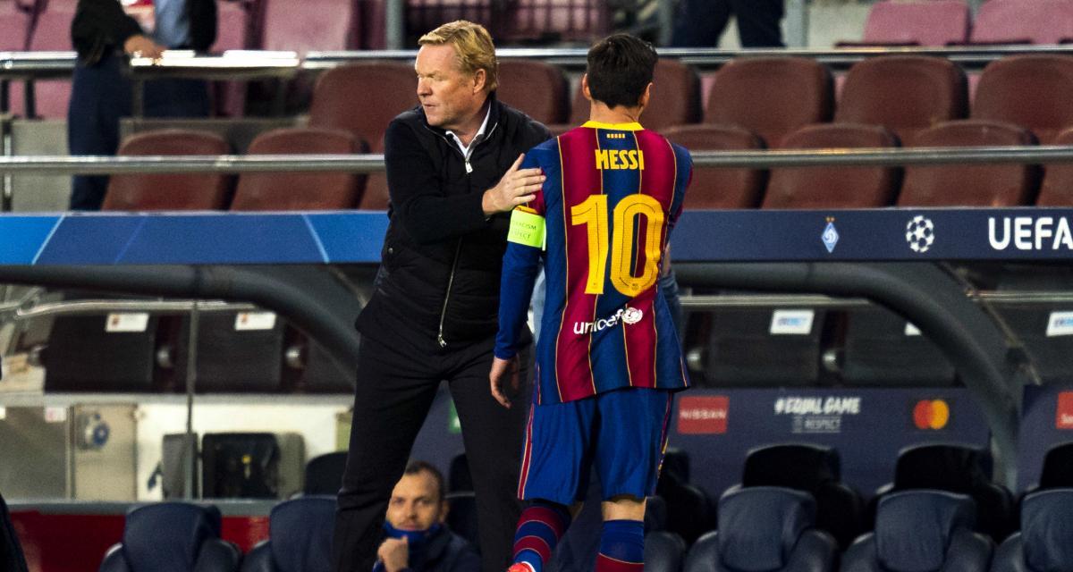 FC Barcelone - Mercato : le Barça aurait pris sa décision pour l'avenir de Koeman