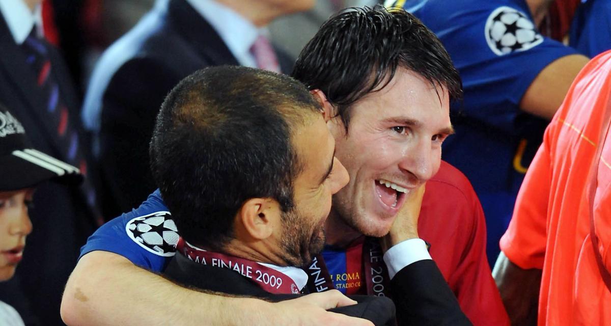 FC Barcelone - Mercato : Laporta veut réunir Messi et Guardiola !