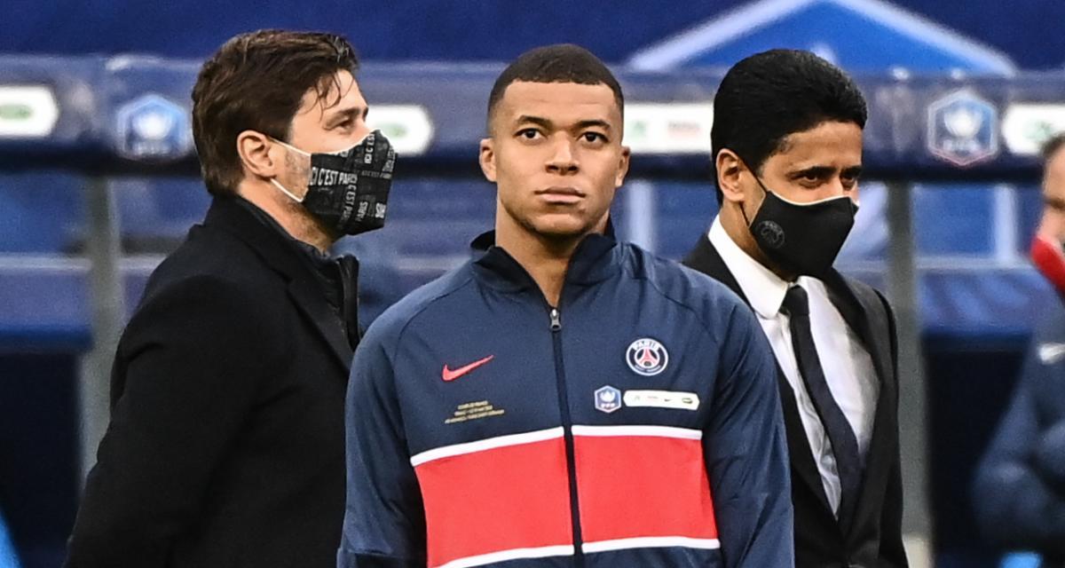 PSG - Mercato : al-Khelaïfi prêt à aller au bras de fer avec Mbappé, le Real Madrid a tout prévu