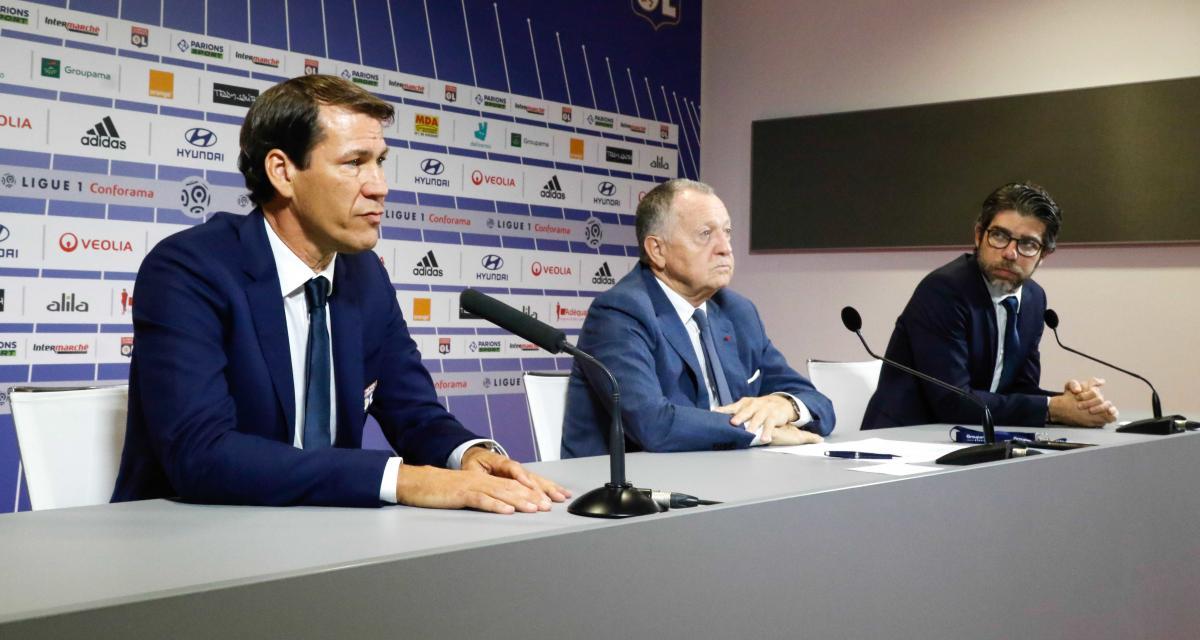 OL : Juninho met un point final à la polémique en détruisant Rudi Garcia