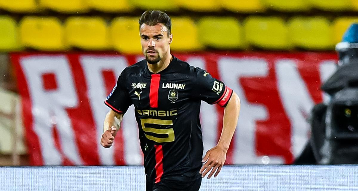 OL, Stade Rennais - Mercato : Damien Da Silva est un Gone (officiel)
