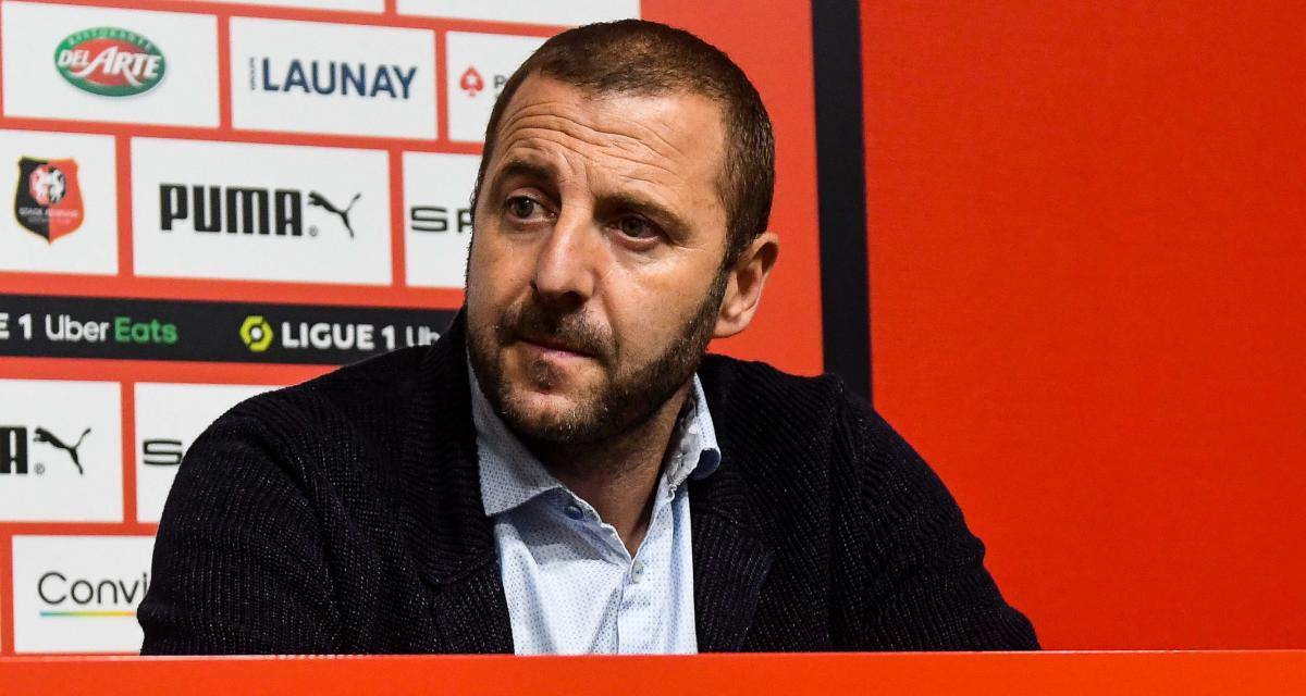 Stade Rennais - Mercato : Florian Maurice se fait incendier comme jamais