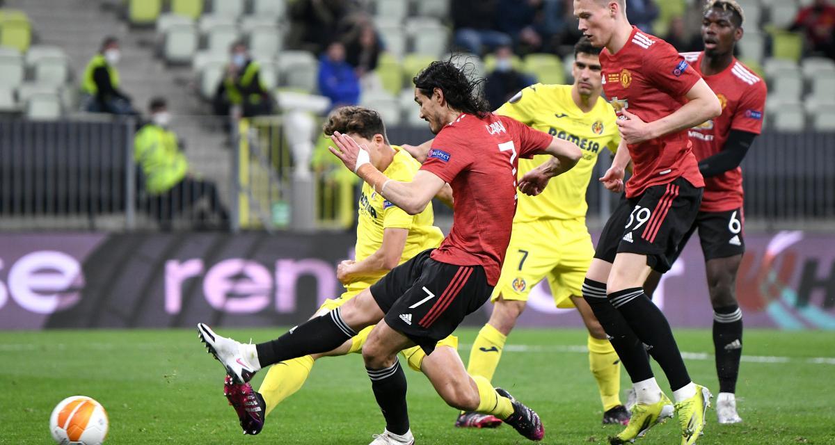 Résultat Europa League : Villarreal 1-1 Manchester United (prolongations)