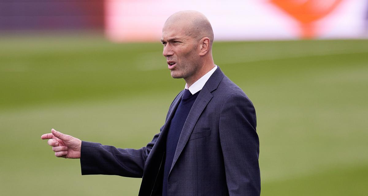 Real Madrid - Mercato : révélations sur le départ de Zidane… et son avenir